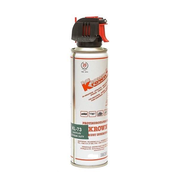 KROWN sprej KL73 - gostejši, 500 ml