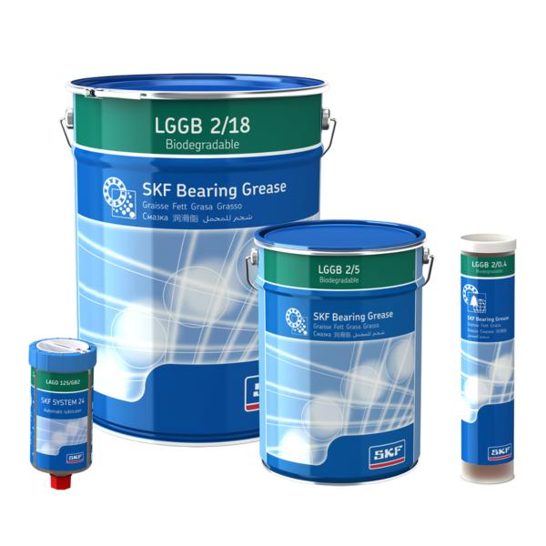 Biorazgradljiva mast za ležaje LGGB 2 SKF