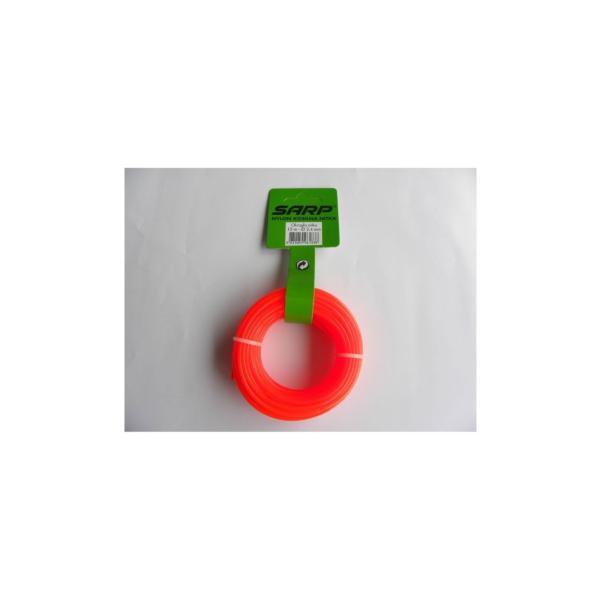 Nylon nitka okrogla, 2,4 x 15m, SARP