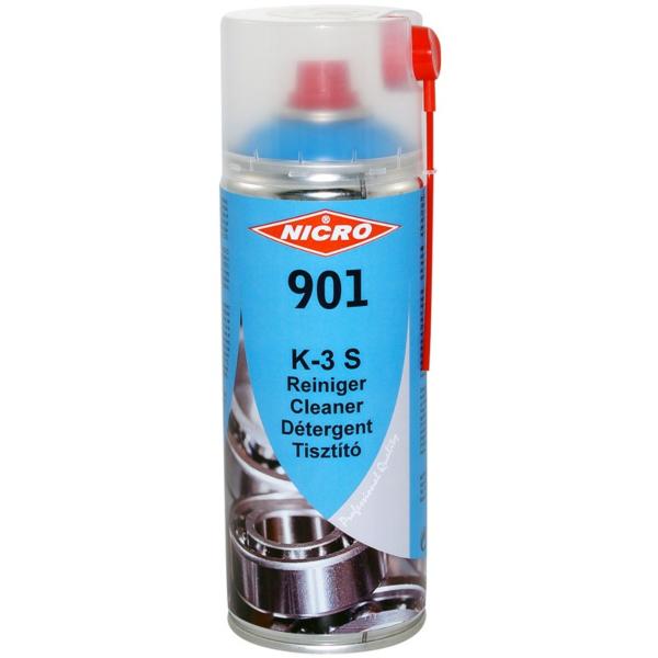 NICRO 901, čistilec in razmaščevalec, 400ml