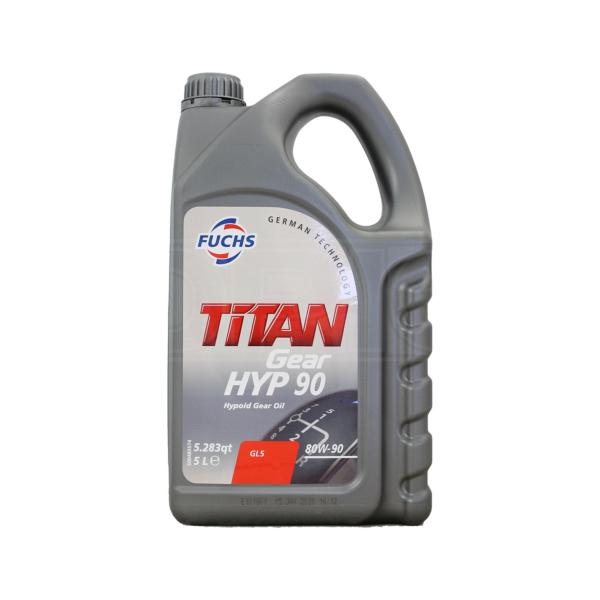TITAN GEAR HYPOID 90 1L