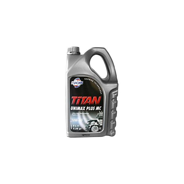 TITAN UNIMAX PLUS MC 10W-40 1L