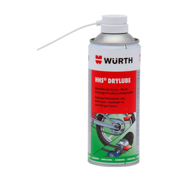 HHS drylube suh vosek, 400ml, Wurth