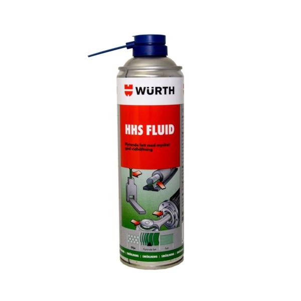 HHS fluid, 500ml, Wurth