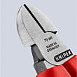 Stranske ščipalne klešče, 160 mm; KNIPEX