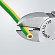Stranske ščipalne klešče, 180 mm; KNIPEX