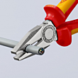 VDE Kombinirane klešče 200mm, KNIPEX