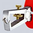 Klešče za snemanje izolacije 160mm, KNIPEX