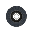 Lamelni brusni disk Profi 115 x 22 Z60 za JEKLO in INOX