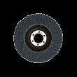 Lamelni brusni disk Profi 115 x 22 Z120 za JEKLO in INOX