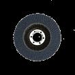 Lamelni brusni disk Economic 115 x 22 Z40 za JEKLO in INOX