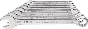 12-delni set viličasto obročnih ključev 6mm - 22mm; Promat